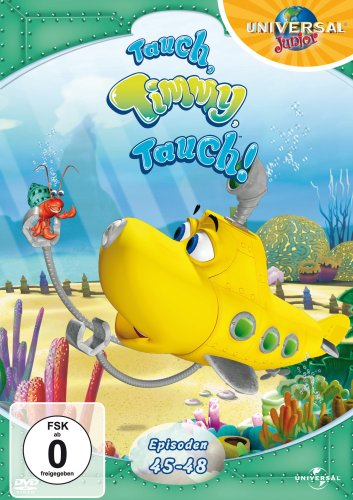 Tauch, Timmy, Tauch Vol. 12 (Folgen 45-48) -- via Amazon Partnerprogramm