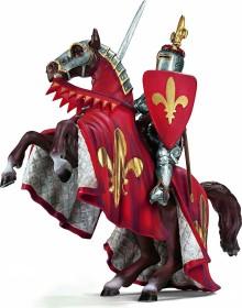 Schleich Eldrador Knights - Prince On Reared Up Horse (70018)