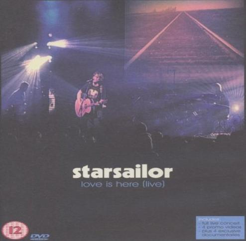 Starsailor - Love Is Here -- via Amazon Partnerprogramm