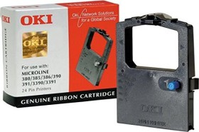 OKI 09002309 ink ribbon black