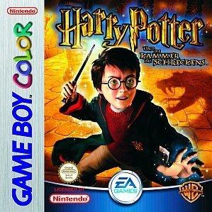 Harry Potter 2 und die Kammer des Schreckens (GBC)