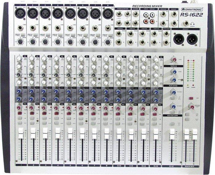 Omnitronic RS-1622 (10040125)