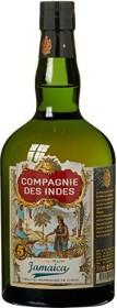 Compagnie des Indes Jamaica 5 Years Old 700ml