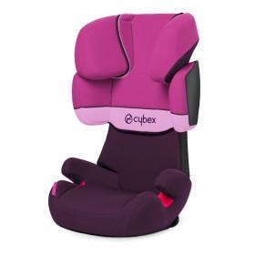 Cybex Solution-X purple Rain