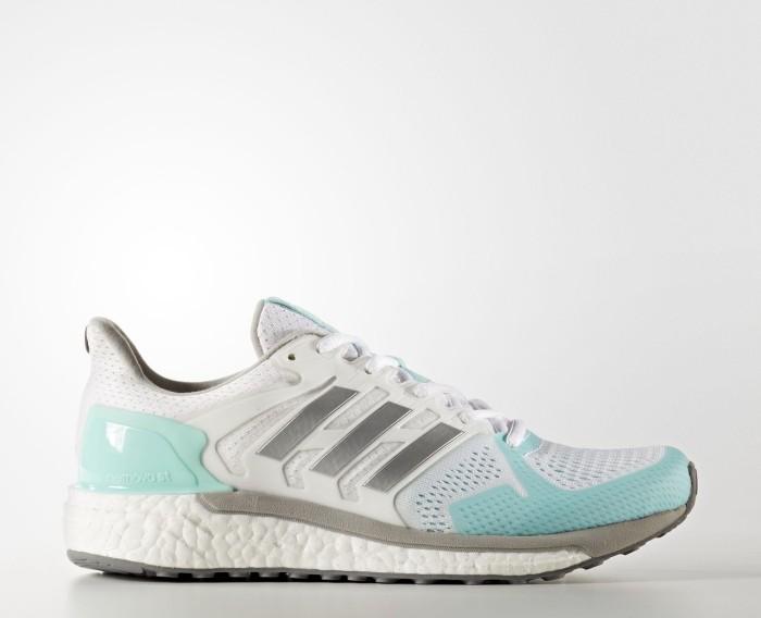 official photos 51dfd dc537 adidas Supernova ST footwear whitesilver metallicenergy aqua (Damen)  (BB3507