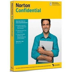Symantec: Norton Confidential 1.0 2007 (deutsch) (PC) (10738150-GE)