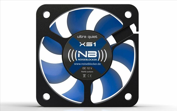 Noiseblocker NB-BlackSilentFan XS2