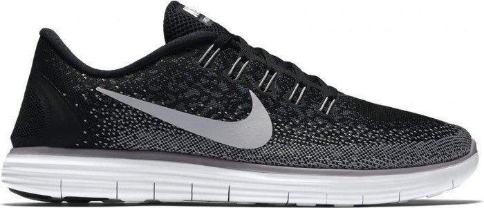 Nike Free RN Distance black/white/dark grey (Damen) (827116-010) ab € 69,00