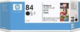 HP Tinte 84 schwarz, 3er-Pack (C9430A)