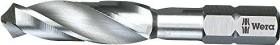 Wera 848 HSS Metallspiralbohrer 8x32x51mm, 1er-Pack (05104620001)