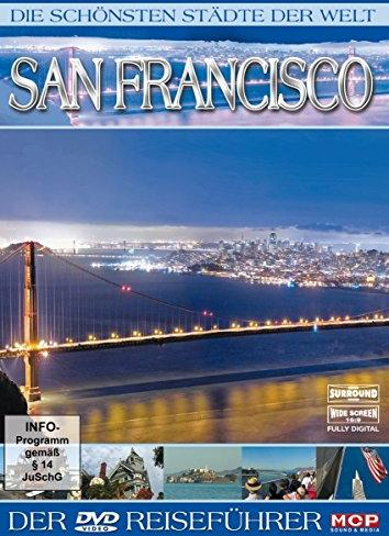 Die schönsten Städte der Welt: San Francisco -- via Amazon Partnerprogramm