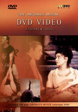 Arthaus Musik DVD-Sampler 2002 -- via Amazon Partnerprogramm