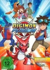 Digimon Fusion Vol. 2
