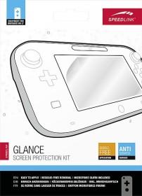Speedlink Glance Bildschirmschutzfolie für WiiU Gamepad (WiiU) (SL-3453)