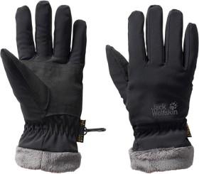 Jack Wolfskin Stormlock Highloft ski gloves black (ladies)