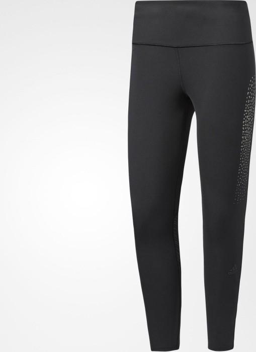 52c3df9a30dbf adidas Supernova Printed Tights running pants 7 8 black (ladies) (BR6737)