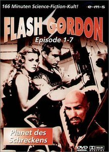 Flash Gordon Vol. 1 (Folgen 1-7)