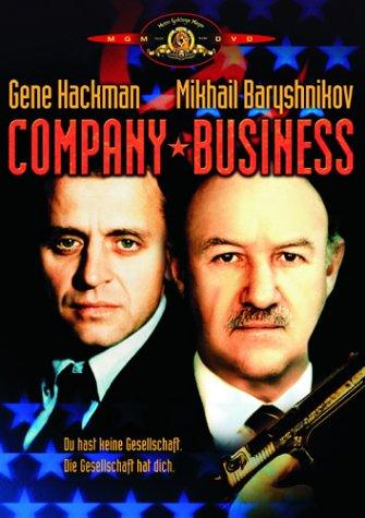 Company Business -- via Amazon Partnerprogramm