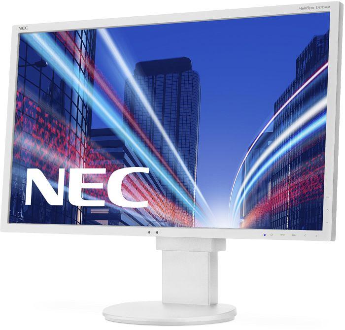"NEC MultiSync EA223WM white, 22"" (60003293)"