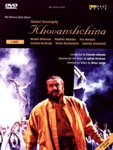 Modest Mussorgsky - Chowanschtschina -- via Amazon Partnerprogramm