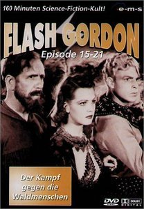 Flash Gordon Vol. 3 (Folgen 15-21)