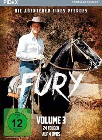 Fury - Die Abenteuer eines Pferdes Vol. 1