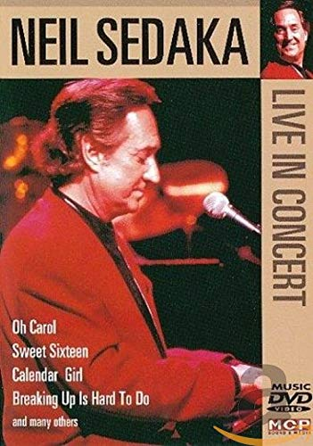 Neil Sedaka - In Concert -- via Amazon Partnerprogramm