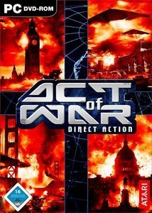 Act of War: Direct Action (deutsch) (PC)