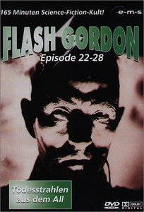 Flash Gordon Vol.  4 (Folgen 22-28)