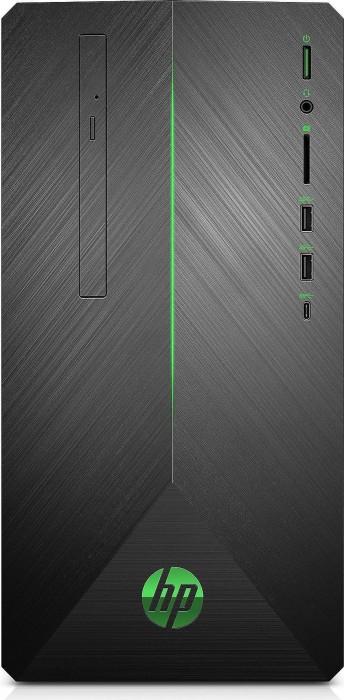 HP Pavilion 690-0035ng black (7DT06EA#ABD)