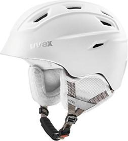 UVEX Fierce Helm white mat