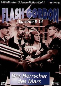 Flash Gordon Vol. 2 (Folgen 8-14)
