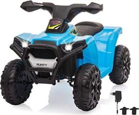 Jamara Ride-on Mini Quad Runty blue (460866)
