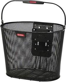 Rixen&Kaul oval Plus EF bicycle basket black (0386KLIK)