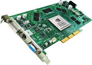 Leadtek WinFast A350-T128, GeForceFX 5900, 128MB DDR, TV-out, AGP