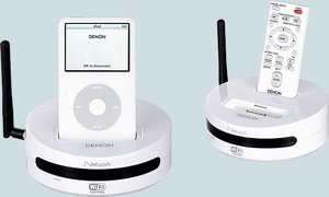 Denon ASD-3W universal docking station for iPod, Network and Wi-Fi