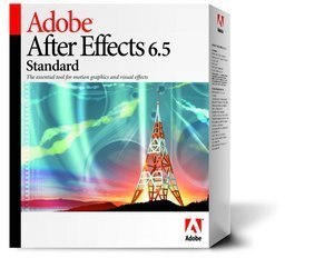 Adobe After Effects 6.5 Standard - full version bundle (MAC)