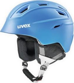 UVEX Fierce Helm blue met mat