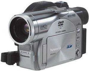 Panasonic VDR-M70 srebrny