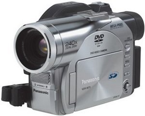 Panasonic VDR-M70 silber