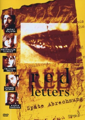 Red Letters - Späte Abrechnung -- via Amazon Partnerprogramm