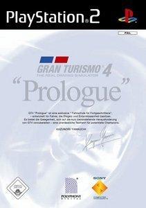 "Gran Turismo 4 - ""Prologue"" (niemiecki) (PS2)"