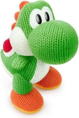 Nintendo amiibo figure Yoshi's Woolly World Collection mega-wool-Yoshi (switch/WiiU/3DS)