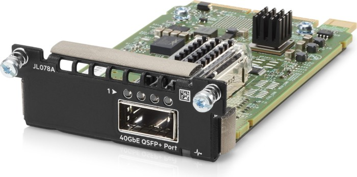 HP Aruba 3810M switch module, 1x QSFP+ (JL078A) from £ 789 80