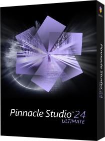 Pinnacle Studio 24 Ultimate, ESD (multilingual) (PC) (ESDPNST24ULML)
