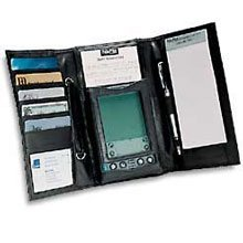 Palm 10122U Deluxe Leather Carrying Case (alle Palm III außer IIIc, Palmpilot, Pilot)