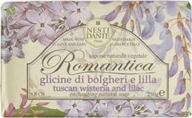 Nesti Dante Romantica Tuscan Wisteria and Lilac feste Seife, 250g