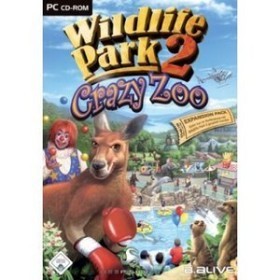 WildLife Park 2 - Crazy Zoo (Add-on) (PC)