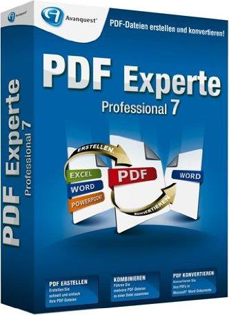 Avanquest: PDF Expert 7.0 Professional (German) (PC) -- via Amazon Partnerprogramm