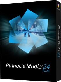 Pinnacle Studio 24 Plus, ESD (multilingual) (PC) (ESDPNST24PLML)